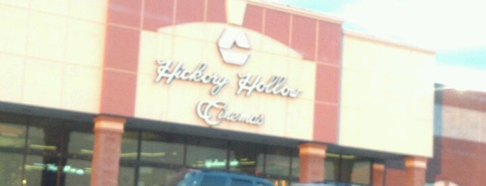 Carmike Hickory 8 is one of Movie Theatres.