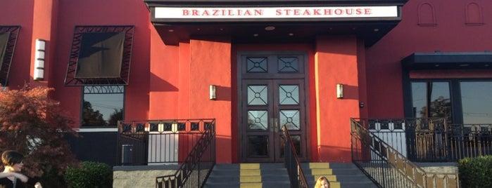 Brazeiros Brazilian Steakhouse is one of Favorites.
