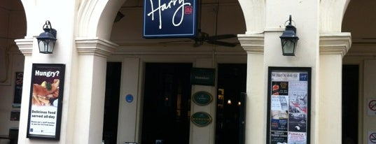 Harry's is one of Favorite Pubs.
