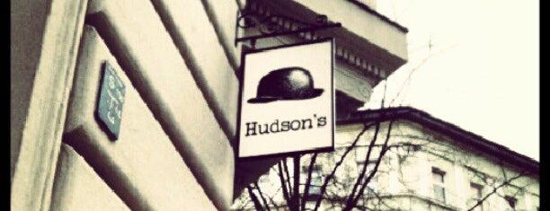 Hudson's Cakes is one of Berlin Tasty Food.