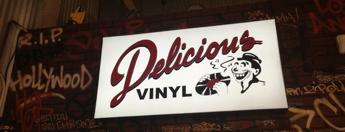 Delicious Vinyl is one of L.A. to do.