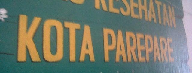 Dinas Kesehatan Kota Parepare is one of SKPD di Parepare.