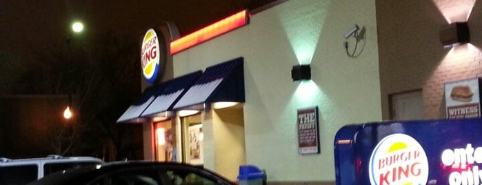 Burger King is one of All-time favorites in United States.