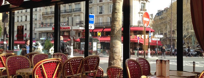 Le Bistrot du Dôme is one of 2visit in Paris.
