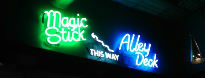 The Magic Stick is one of Guide to Detroit's best spots.