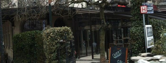 La Terrasse is one of Guide to Brussels's best spots.