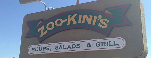 Zoo-kinis is one of Top 10 dinner spots in Abilene, TX.