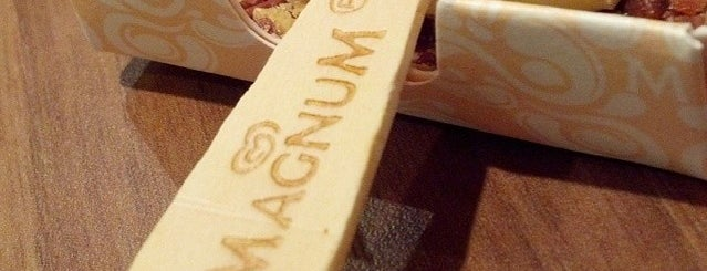 Magnum Pleasure Spot is one of Pra se empanturrar em SP.
