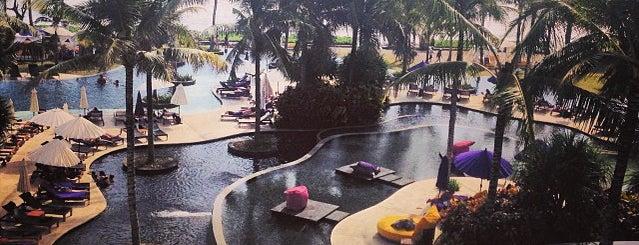 W Retreat & Spa Bali - Seminyak is one of Best Hotels in Bali.