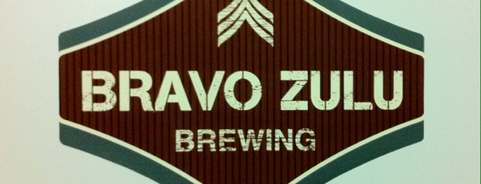 Bravo Zulu Brewing is one of Michigan Breweries.