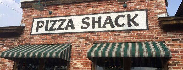 Pizza Shack is one of Favorite Restaurants.