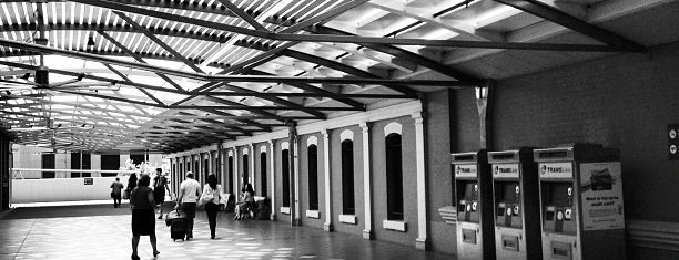 Central Station is one of Regular places.