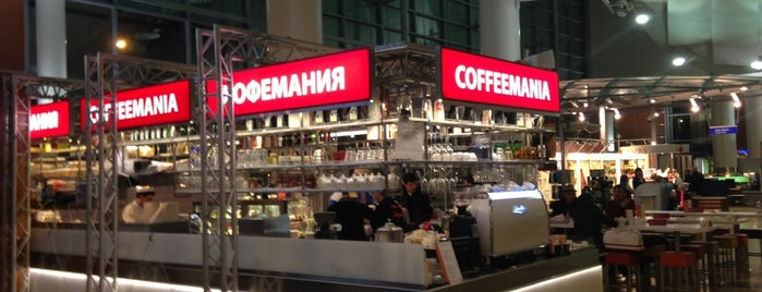 Coffeemania is one of Cafes & Restaurants ($$$).