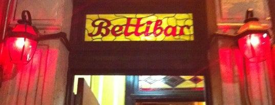 Bettibar is one of Speakeasies.