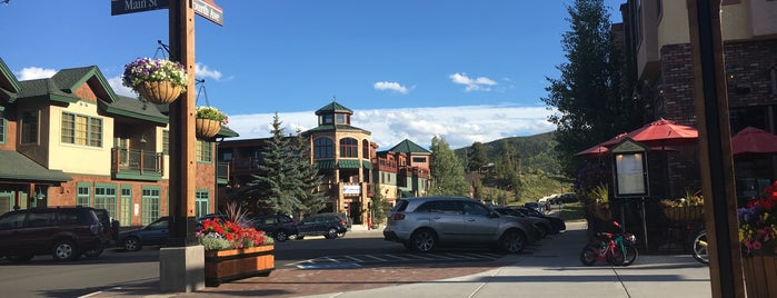 Breckenridge Terrace is one of If you go to Colorado....