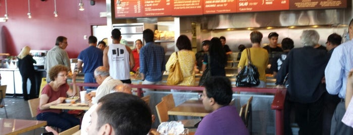 Chipotle Mexican Grill is one of Must-visit Mexican Restaurants in Palo Alto.