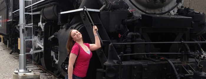 Museum of Transportation is one of 75 Geeky Places to Take Your Kids.