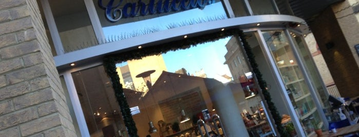Carluccio's is one of My Favourite Food Places.