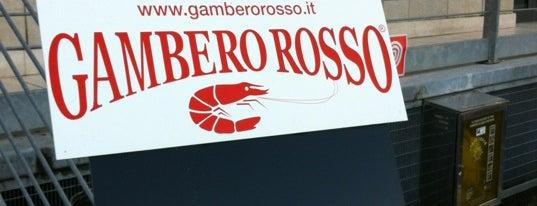 Città del Gusto Roma - Gambero Rosso is one of ristoranti Roma.