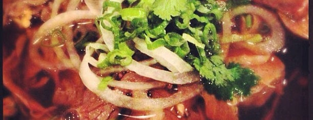 Mignon Pho + Grill is one of Must-visit Vietnamese Restaurants in San Diego.
