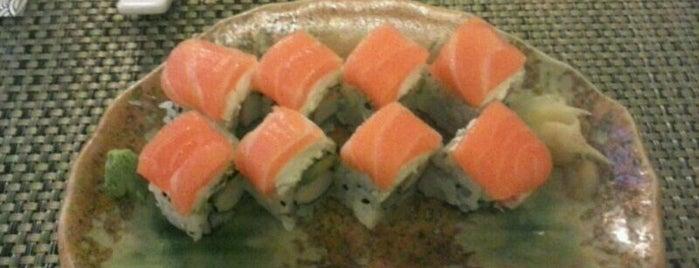 Okinawa is one of Sushi Love.