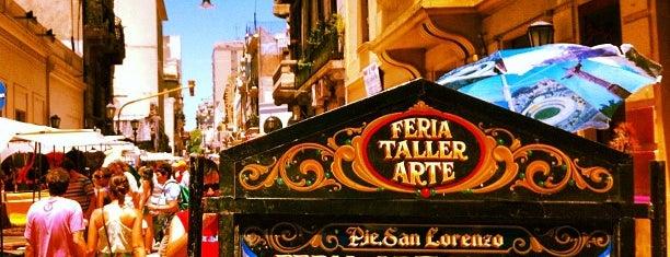 Feria de San Pedro Telmo is one of Argentina.