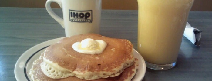 IHOP is one of Preferito..