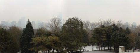 日坛公园 Ritan Park is one of Romantic Beijing.
