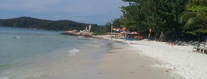 อ่าวพร้าว บ้านพักอุทยาน (พระอภัยมณี) เกาะเสม็ด is one of My TripS :).