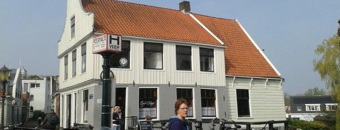 Café 't Sluisje is one of I ♥ Noord.