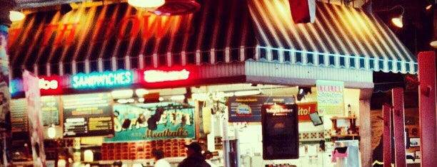 Portillo's is one of favorites.