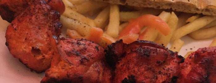 Afghan Kabob & Grill is one of Halal Restaurants.