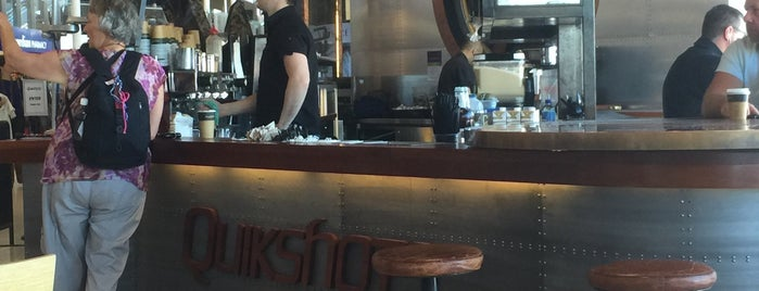 Quikshots Coffee is one of Xwxo.