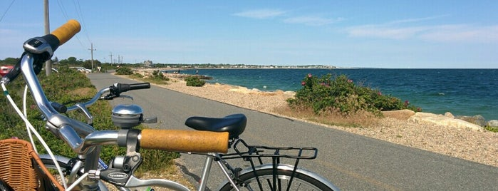 Shining Sea Bike Path is one of a local's guide to Cape Cod.