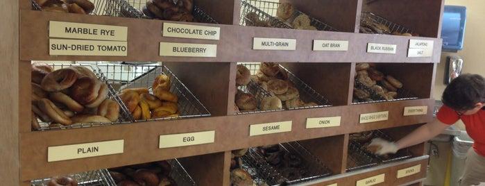 Goldberg's New York Bagels is one of Baltimore Chowdown.