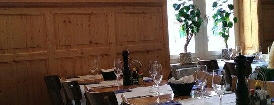 Aargauerhof is one of Dinner.
