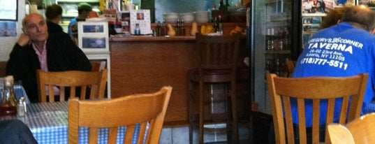 Gregory's 26 Corner Taverna is one of 2012 Choice Eats Restaurants.
