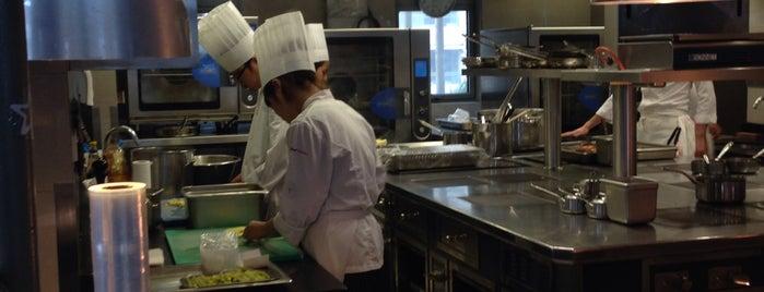 Le Restaurant École Institut Paul Bocuse is one of Shanghai.