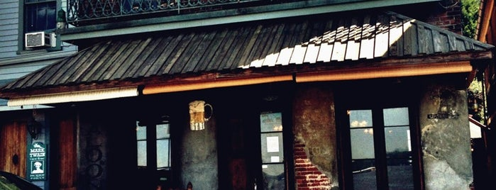Under-The-Hill Saloon is one of Guide to Natchez's best spots.
