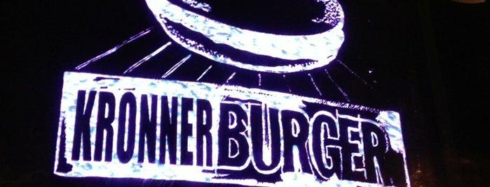 Kronnerburger is one of SF.