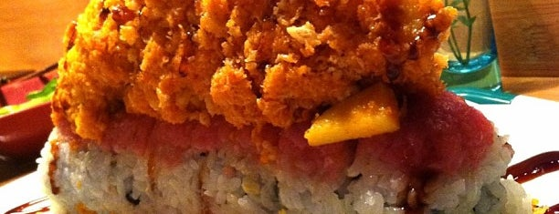 Sushi Mazi is one of My Saved Places.
