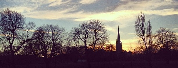 Clissold Park is one of Must-visit Great Outdoors in London.