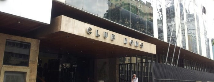 Club Homs is one of Top picks for Restaurants.