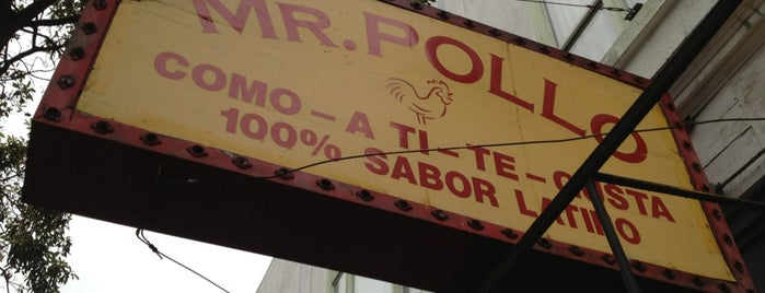 Mr. Pollo is one of The 15 Best Places with a Tasting Menu in San Francisco.
