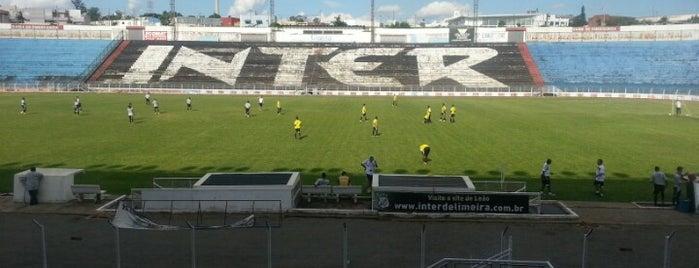 Estádio Limeirão is one of Top picks for Stadiums.