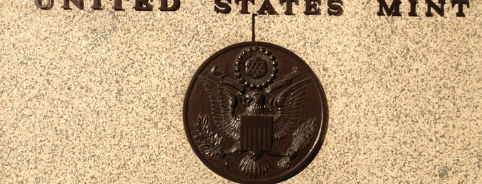 United States Mint is one of Local stuff to do.