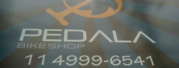 Pedala Bike Shop is one of Principais Avenidas de São Paulo.