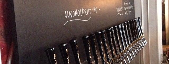 Mikkeller Bar is one of Stockholm - to see.
