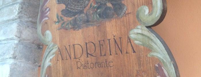 Ristorante Andreina is one of Ancona: cosa vedere?.