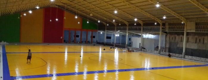 TRM FUTSAL - Binuang KalSel (Lapangan Standart Internasional) is one of Lapangan Futsal.